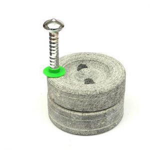 Traditional Grinding Stone For Grains / Ragi Kal (6 Inch)