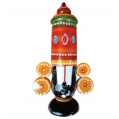 Wooden Golu Dolls