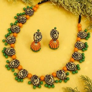 ecohindu-yellow-green-golden-neck-fit-jwellery-26thdec2019