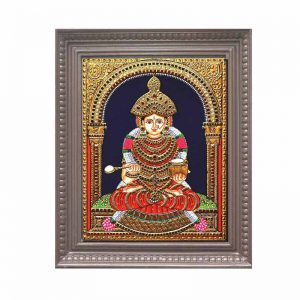 Ecohindu-Annapurna-Tanjore-Paintings-7thDec2019