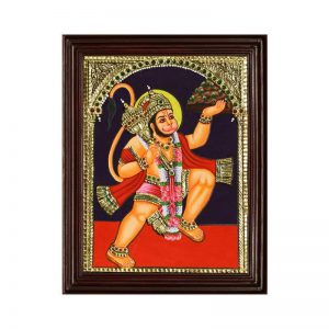 ecohindu-hanuman-with-red-shawl-14thdec2019