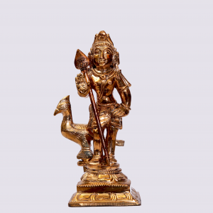 Balamurugan Bronze Idol
