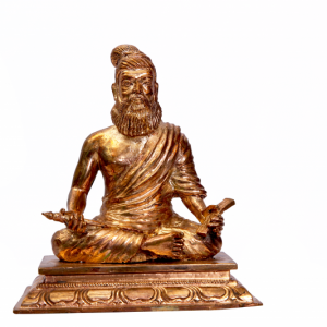 Thiruvalluvar Bronze Idol