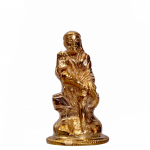 Saibaba Bronze Idol