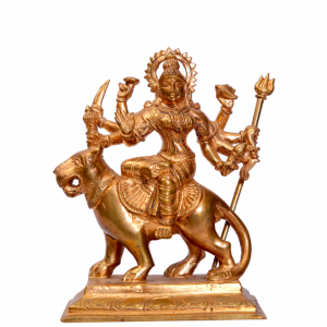 Durga Bronze Idol